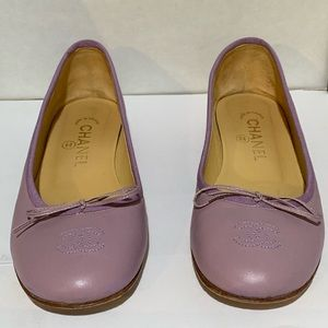 CHANEL Shoes - Chanel ballet flats Size 7